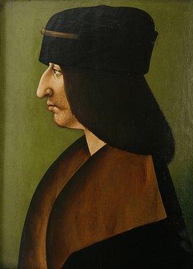 Anonym: Charles VIII., König von Frankreich, nach dem Tode seines Vaters. Kopie