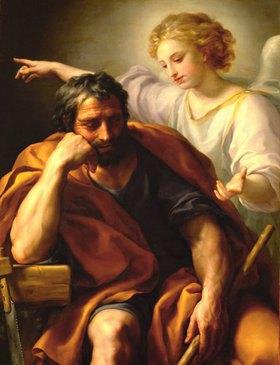 Anton Raphael Mengs: Der Traum des Hl. Joseph