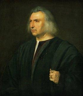 Tizian (Tiziano Vecellio): Der Arzt Gian Giacomo Bartolotti da Parma
