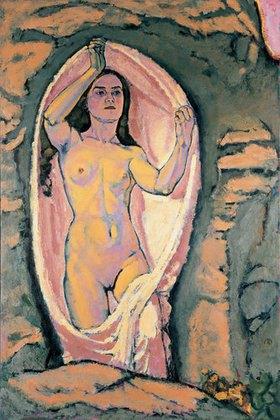 Koloman Moser: Venus in der Grotte