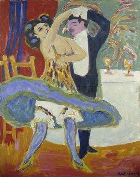 Ernst Ludwig Kirchner: Varieté
