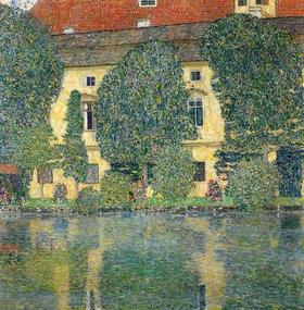 Gustav Klimt: Schloss Kammer am Attersee. (D.171)