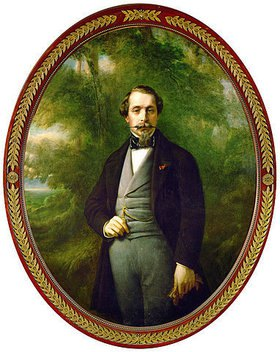 Franz Xaver Winterhalter: Napoleon III. (1808-1873)
