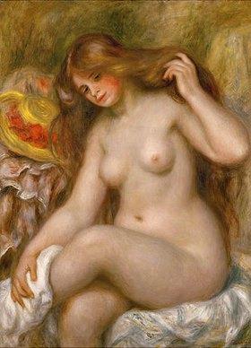Auguste Renoir: Die rothaarige Badende