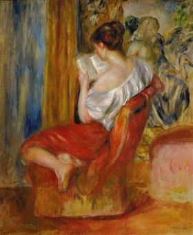 Auguste Renoir: Lesende Frau