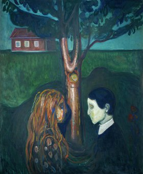 Edvard Munch: Aug´in Aug´