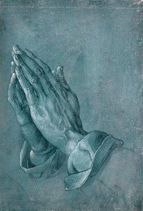 """Albrecht Dürer: Studie zu """"Betende Hände"""""""