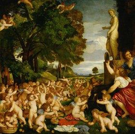 Tizian (Tiziano Vecellio): Das Venusfest