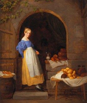 Johann Friedrich Carl Kreul: Das Bäckermädchen
