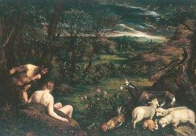 Bassano (Francesco da Ponte): Das irdische Paradies