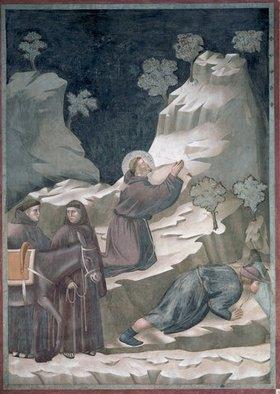 Giotto di Bondone: Das Wunder der Quelle