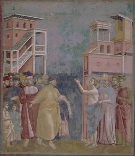 Giotto di Bondone: Der Verzicht auf Eigentum