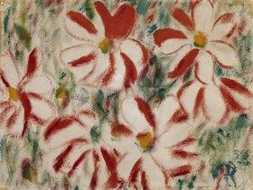 Christian Rohlfs: Rote Blüten