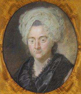 Georg Oswald May: Catharina Elisabeth Goethe (geb. Textor)