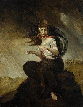 Johann Heinrich Füssli: Die wahnsinnige Kate