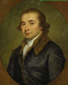 Angelika Kauffmann: Bildnis Johann Gottfried Herder
