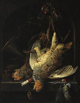 Abraham Mignon: Totes Geflügel