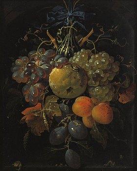 Abraham Mignon: Früchtestück