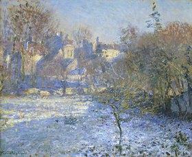 Claude Monet: Rauhreif