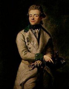 Anton Graff: Heinrich XIII. Graf Reuss ä.L