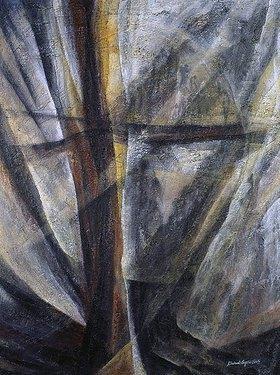 Annette Bartusch-Goger: Ende (telos). Teil eines Triptychons