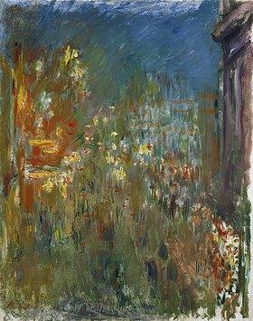 Claude Monet: Leicester Square bei Nacht