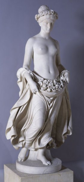 Pietro Tenerani: Flor
