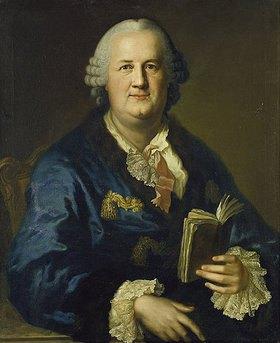 Johann Georg Ziesenis: Johann Daniel von Olenschlager
