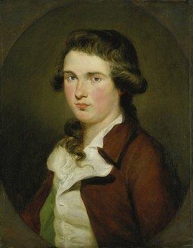 Friedrich Bury: Selbstbildnis