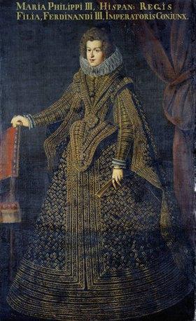 Bartolomé Gonzáles y Serrano: Infantin Maria von Spanien