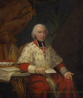 Unbekannter Künstler: Friedrich Karl Joseph Reichsfreiherr von Erthal (1719-1802)
