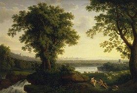 Jacob Philipp Hackert: Italienische Landschaft