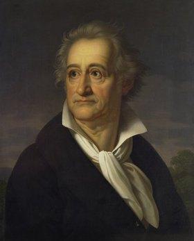 Heinrich Christoph Kolbe: Johann Wolfgang von Goethe