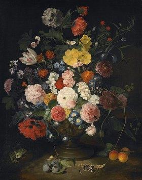 Justus Juncker: Blumenstück