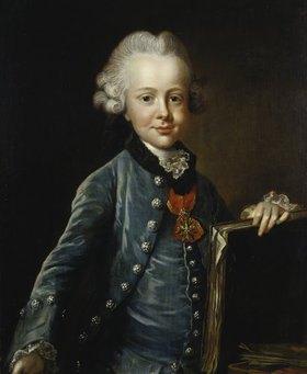 Johann Ernst Heinsius: Friedrich Ferdinand Constantin Prinz von Sachsen-Weimar-Eisenach