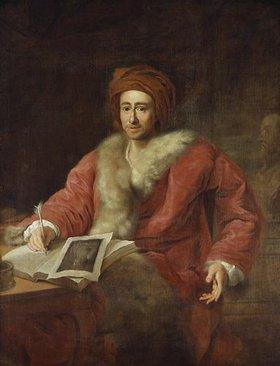 Anton von Maron: Johann Joachim Winckelmann (1717-17689). Nach