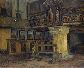 Marcus Grönvold: Interieur aus dem Kloster Seligenthal in Landshut