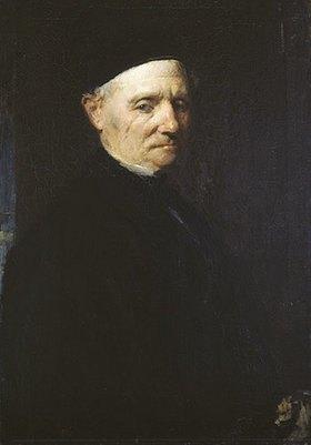 Hans von Marées: Adolf von Marées, der Vater des Künstlers