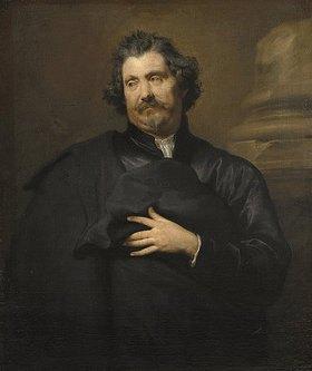 Anthonis van Dyck: Der Kupferstecher Karel van Mallery