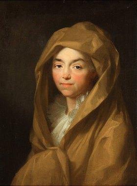Johann Fr. August Tischbein: Marie Ernestine Voss, geb. Boie