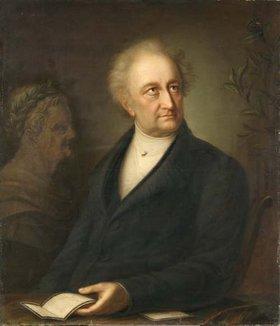 Heinrich Ehregott Grünler: Johann Wolfgang von Goethe