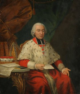 Unbekannter Künstler: Friedrich Karl Joseph Reichsfreiherr von Erthal. Nach