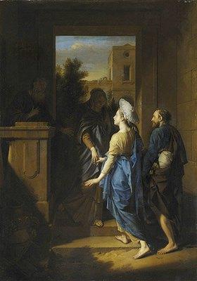 Adriaen van der Werff: Heimsuchung Mariä