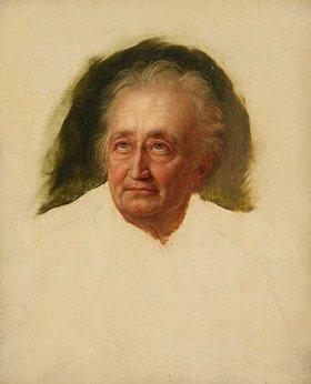 Carl August Schwerdgeburth: Johann Wolfgang von Goethe