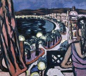 Max Beckmann: Promenade des Anglais in Nizza