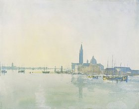 Joseph Mallord William Turner: Morgenstimmung in Venedig