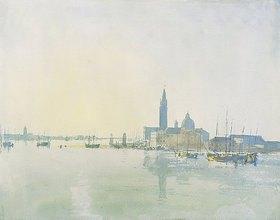 Joseph Mallord William Turner: Morgenstimmung in Venedig