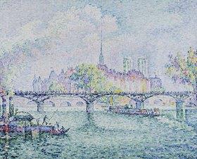 Paul Signac: Paris, Blick zur Ile de la Cité