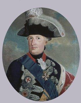 Unbekannter Künstler: Wilhelm I. von Kassel
