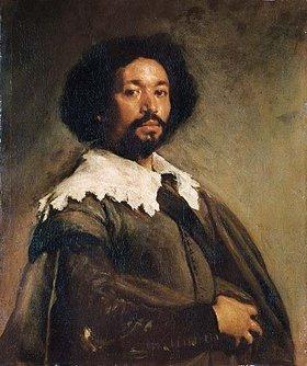 Diego Rodriguez de Velazquez: Juan de Pareja
